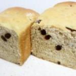 米粉食パン(きなこレーズン)